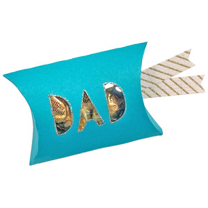 dad pillow box