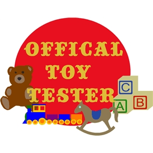 official toy tester
