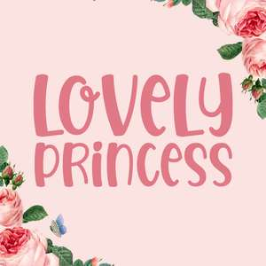 lovely princess