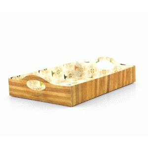 5x7 serving tray