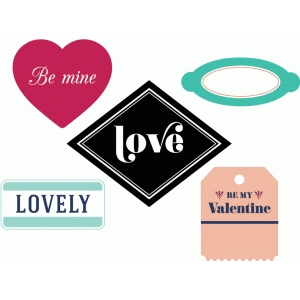 love labels