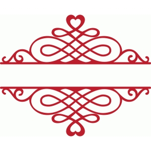 split love scroll