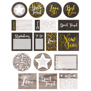 new year planner stickers