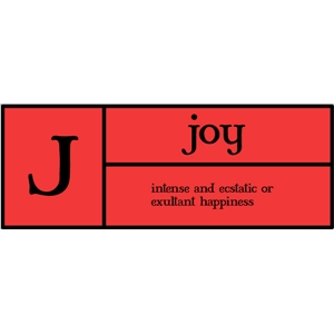 j is for joy pc