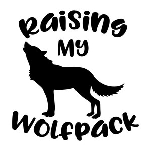 raising my wolf pack