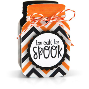 mason jar treat box too cute to spook