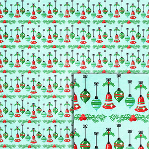 ornaments background paper