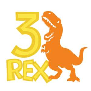 three rex phrase