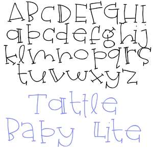 zp tattle baby lite