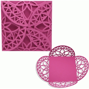 4 side card wrap doily design samantha walker