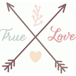 true love arrows
