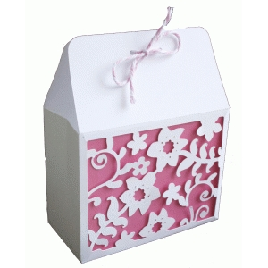 flower lace box