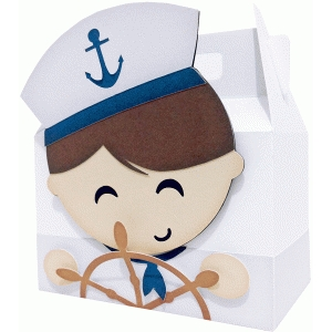 cute sailor box