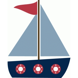 sailboat with portholes