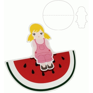 watermelon invitation