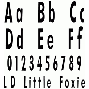 ld little foxie