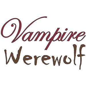 vampire werewolf phrases