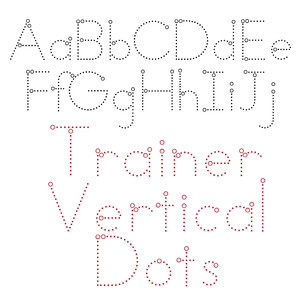 ld trainer vertical dots