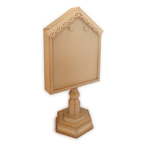marquee gable 3d display stand