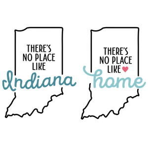 there's no place like home - indiana state