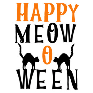 happy meow o ween