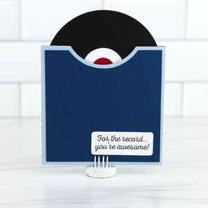 record library card