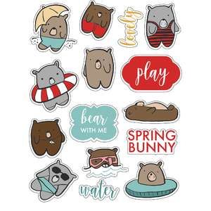 ml beary beary water stickers