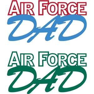 air force dad phrase