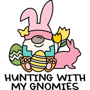hunting with my gnomies