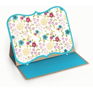 a2 lori whitlock bracket easel card