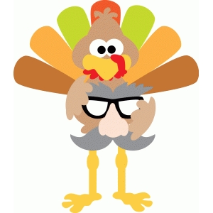 turkey with disguise