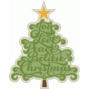 christmas tree phrases