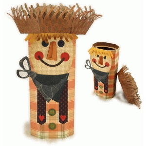 scarecrow canister wrap