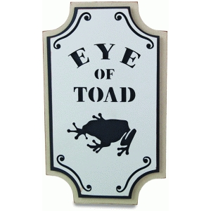 eye of toad potion tag