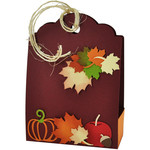 autumn tag box