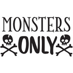 monsters only