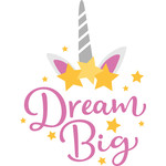 dream big start unicorn
