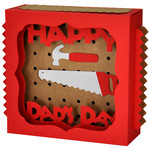 father's day gift card box