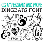 cg ampersands and more