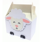 cute sheep box