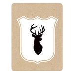 stag journal card