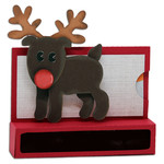 reindeer candy and gift card holder