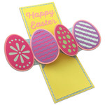 twist pop-up easter card