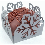 snowflake treat holder