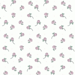 rose printable pattern