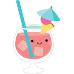umbrella drink - sweet summer