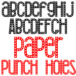 pn paper punch holes