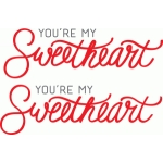 you're my sweetheart