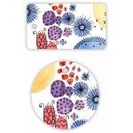 wildflower garden tag set
