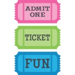 3 carnival tickets